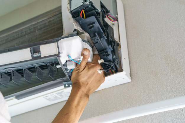 Ac filter cleaning services Dubai