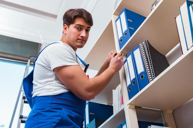 best shelves fixing services Dubai