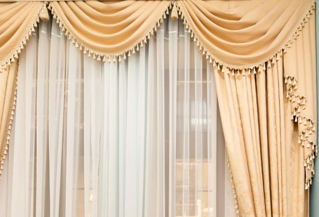 curtain hanging services Dubai