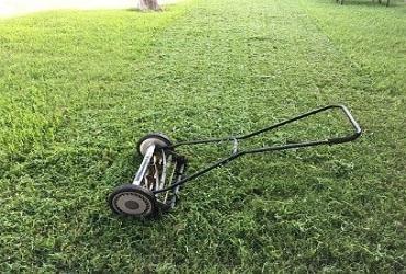 grass cutter services Dubai