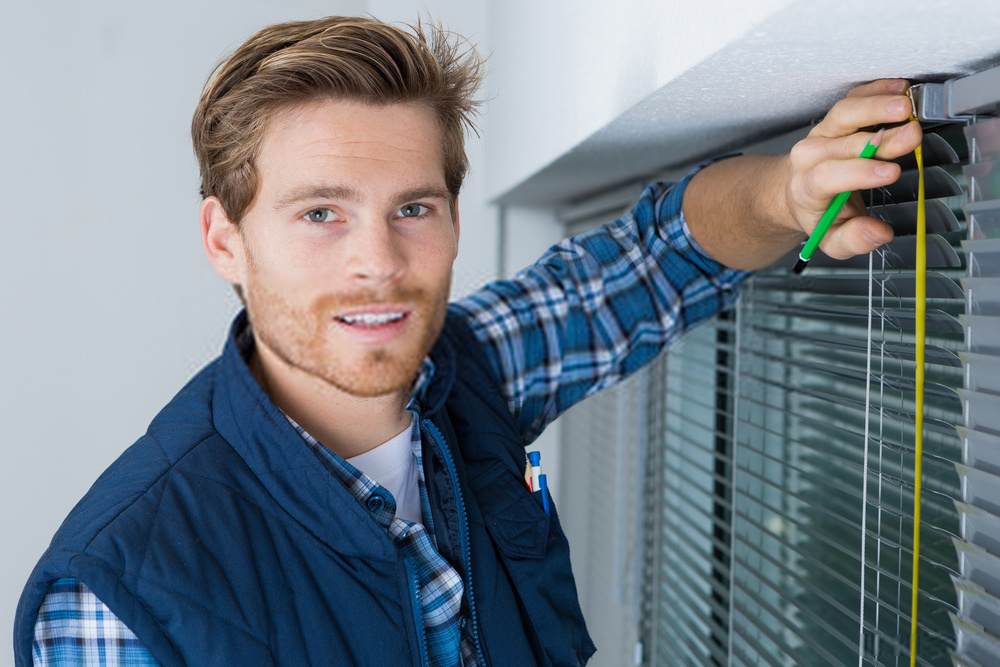 handyman for blinds installation services