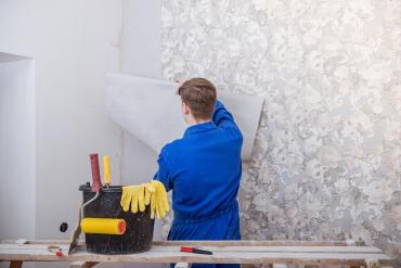 wallpaper installation Services in Dubai