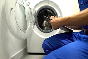 washing machine fixing